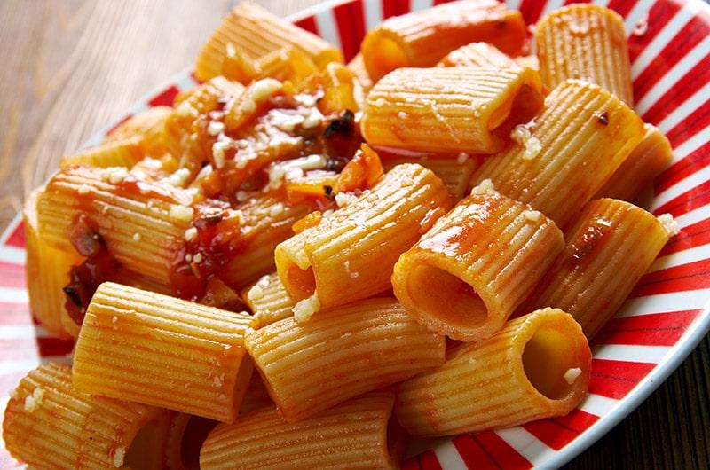 Comidas da culinária italiana