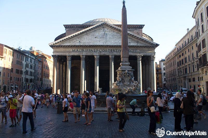 Lugares bonitos em Roma