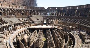 Fotos e mapa dos pontos turísticos mais visitados de Roma
