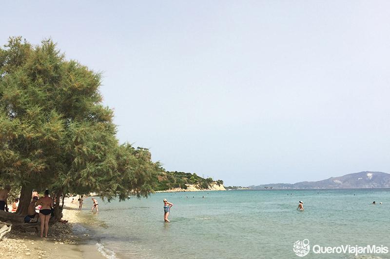 Praias de Zakynthos
