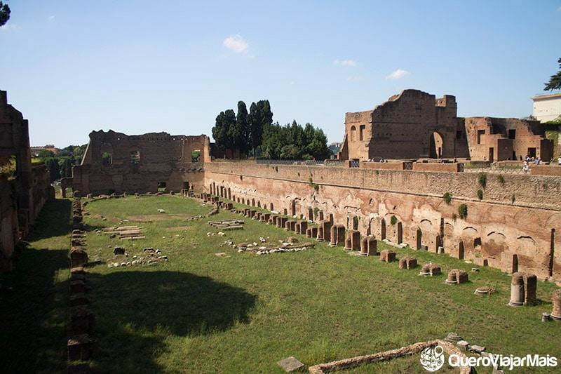 Principais pontos turísticos de Roma
