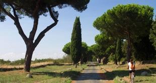 Catacumbas + passeio de bicicleta pela Via Appia Antica, em Roma