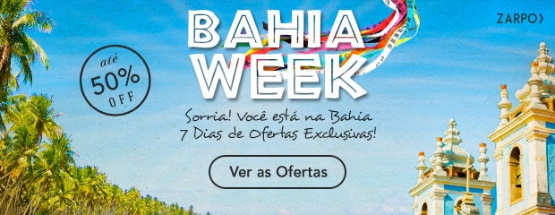 Bahia Week no Zarpo
