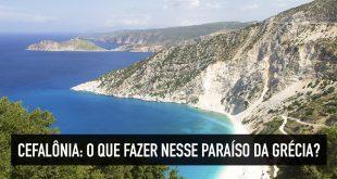 Ilha de Cefalônia, Grécia
