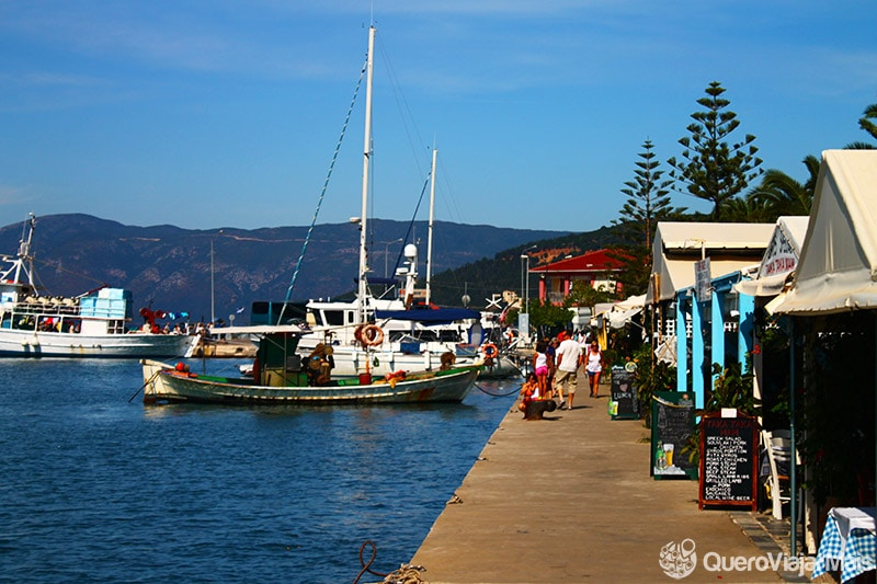 Cidades da Ilha de Cefalônia