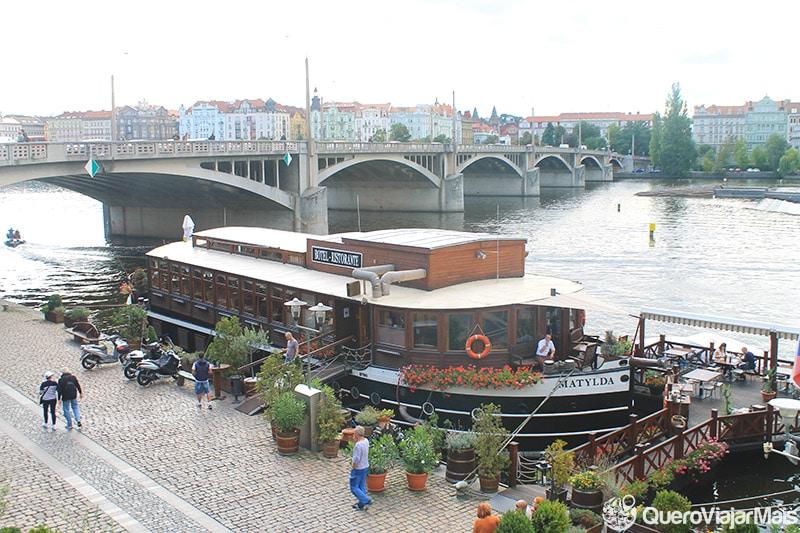 Dicas de restaurantes em Praga
