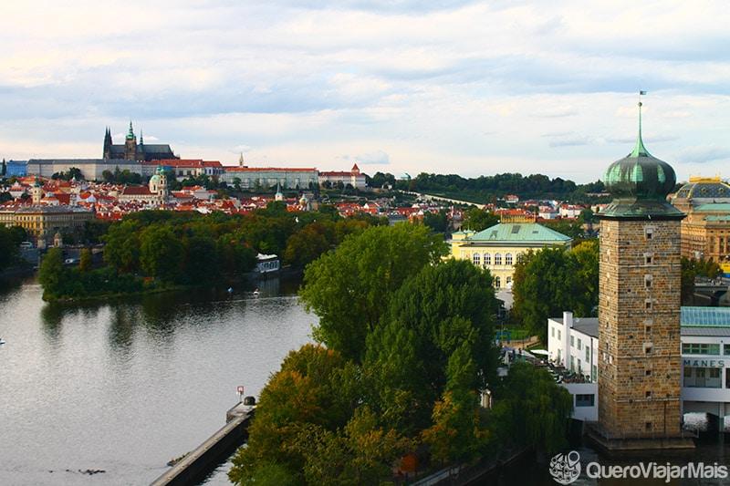 Hotéis baratos em Praga