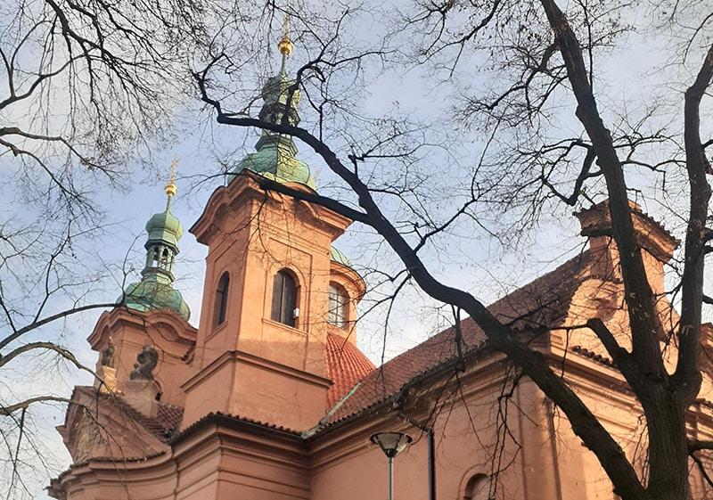Principais pontos turísticos de Praga