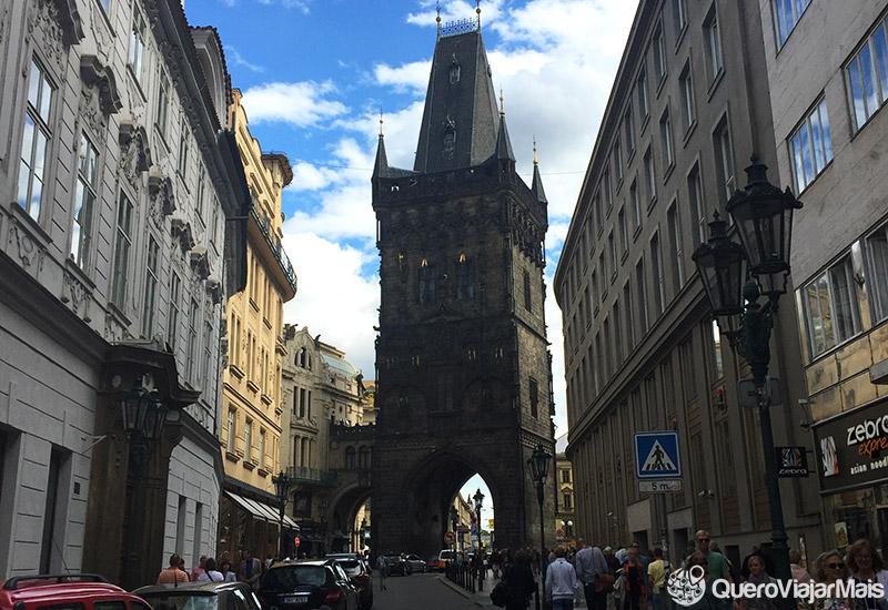 Melhores pontos turísticos de Praga