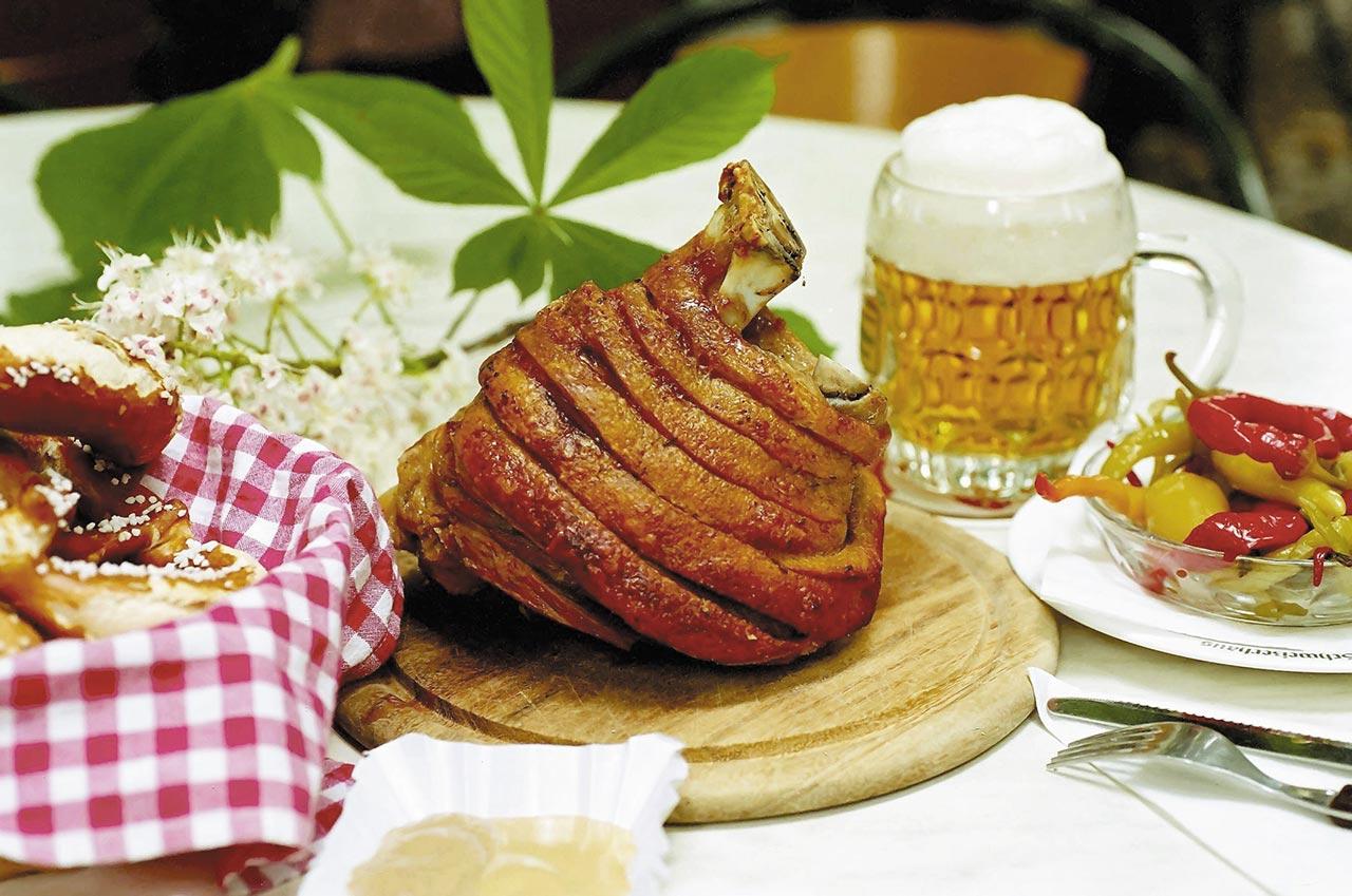 Pratos típicos de Praga