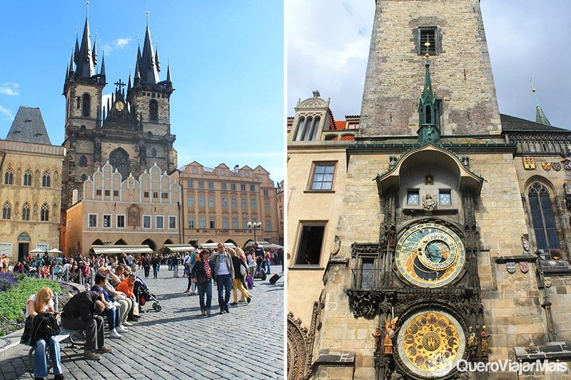 Atrações turísticas em Praga