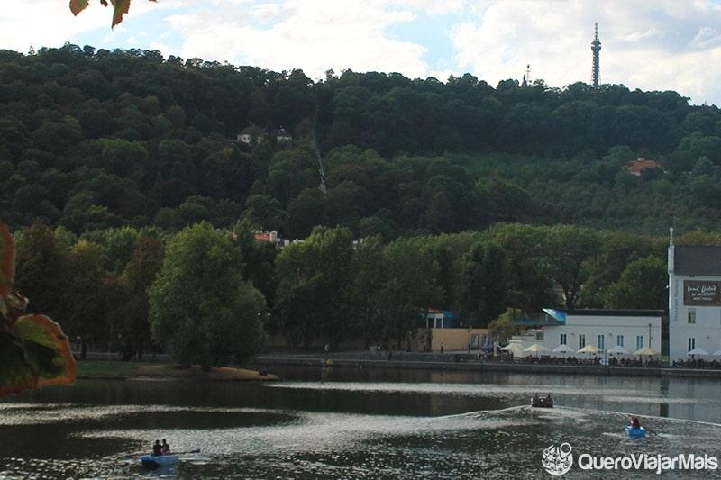 Parques de Praga