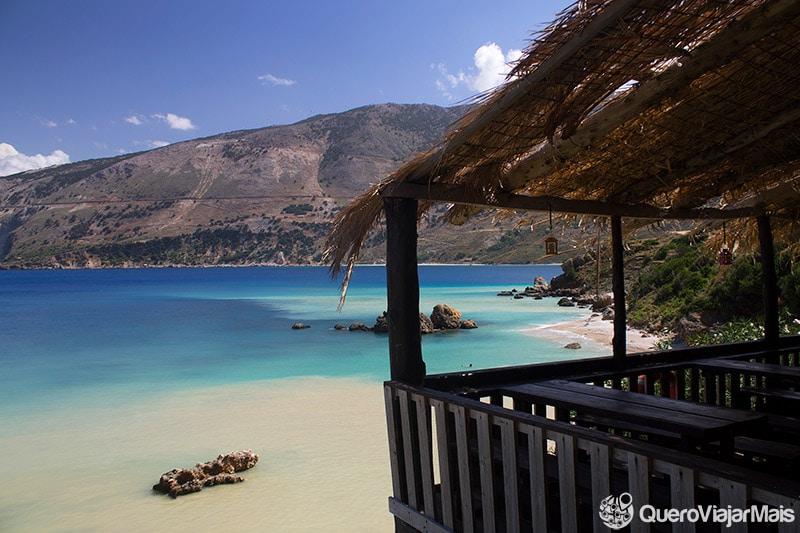 Praias de Cefalônia / Grécia