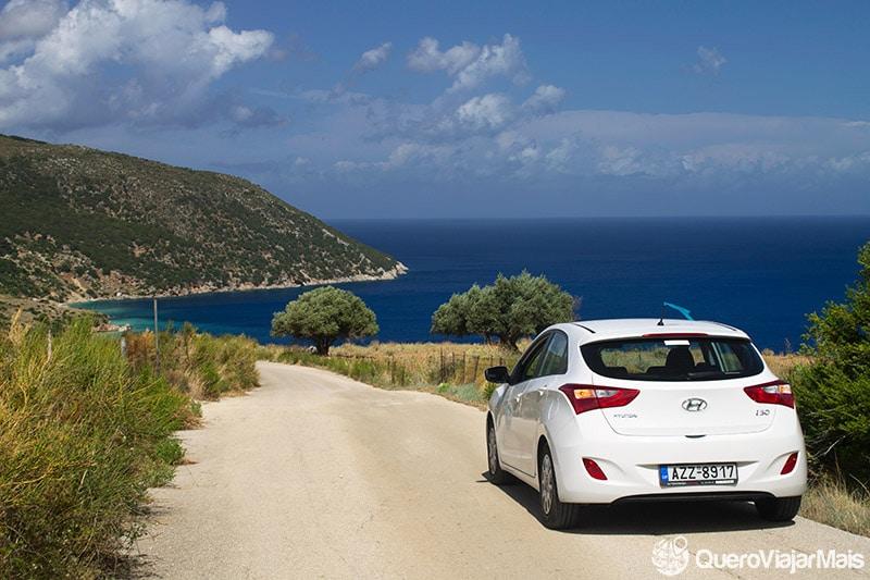 Estradas incríveis para viajar de carro na europa