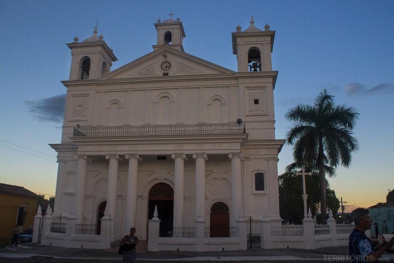 Lugares de interesse em El Salvador