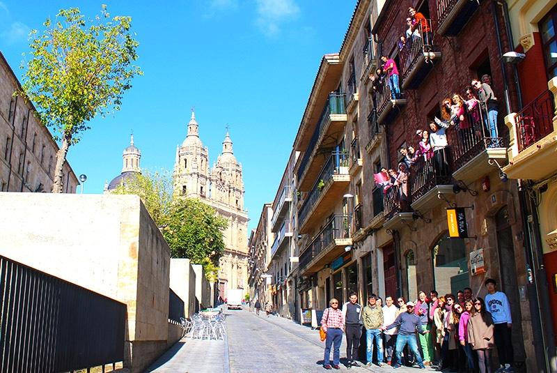 Aprender espanhol na Espanha