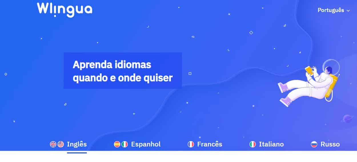 wlingua curso idiomas online