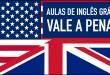 Aulas de inglês grátis pela internet