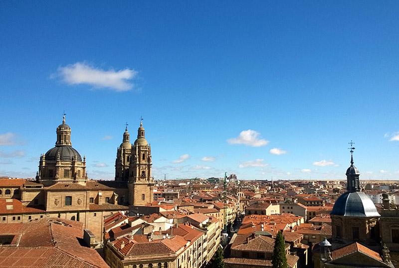Escola de espanhol em Salamanca