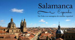 As vantagens de estudar espanhol em Salamanca, na Espanha