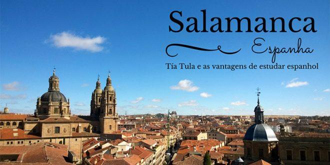 Vantagens de estudar espanhol em Salamanca
