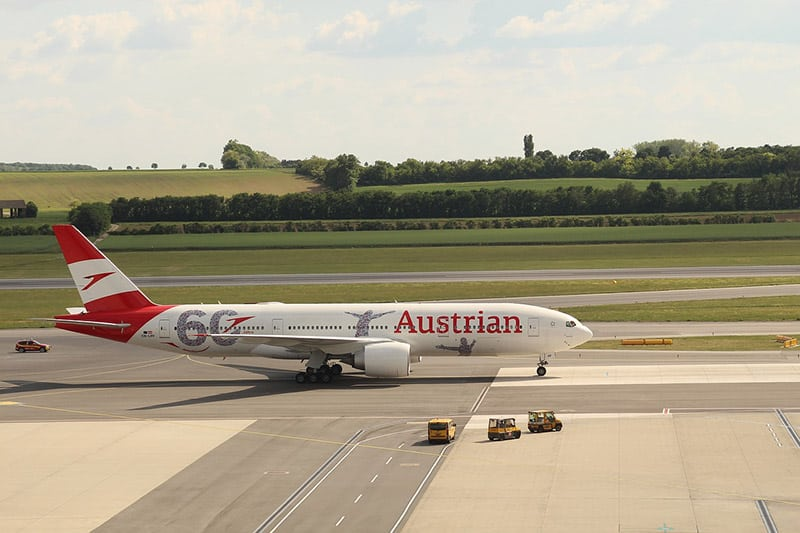 Como sair do aeroporto de Viena