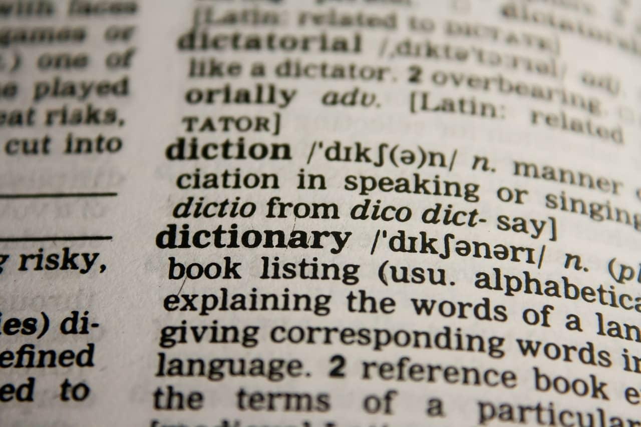 vocabulario inglês