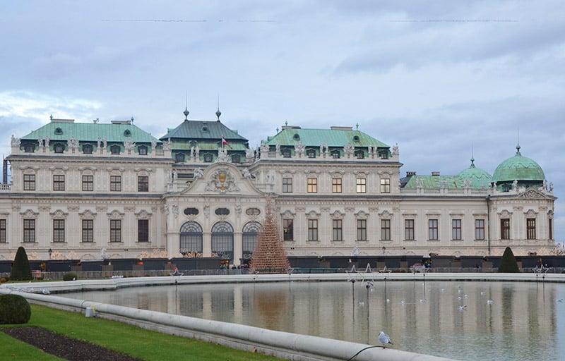 Atrações de Viena