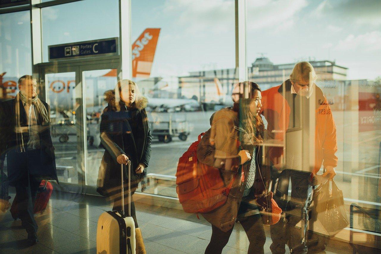 voos com conexao