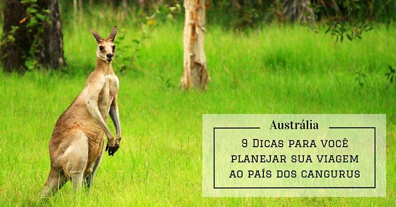 Dicas de viagem em blogs da Austrália