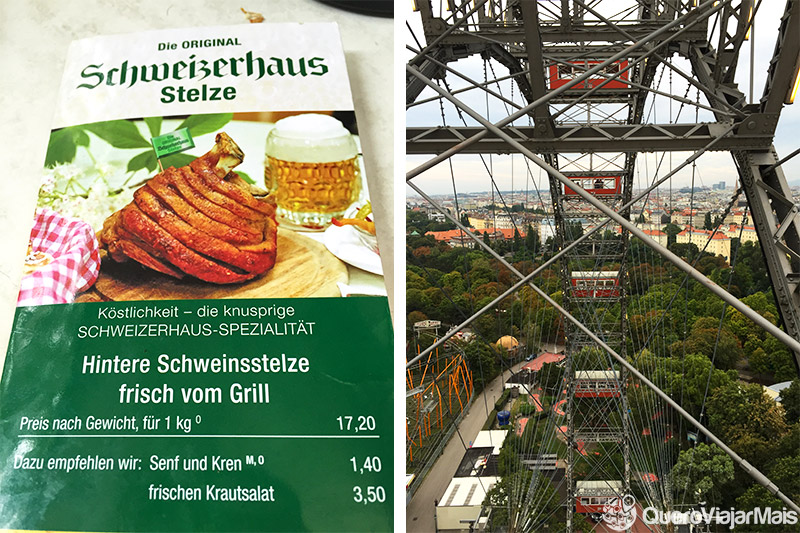 Dicas de pratos típicos da Áustria