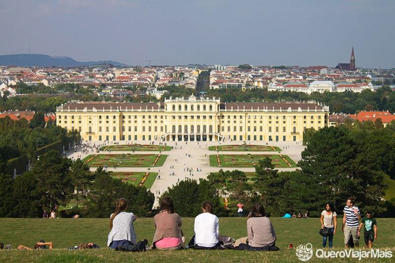 Cidades turísticas na Áustria