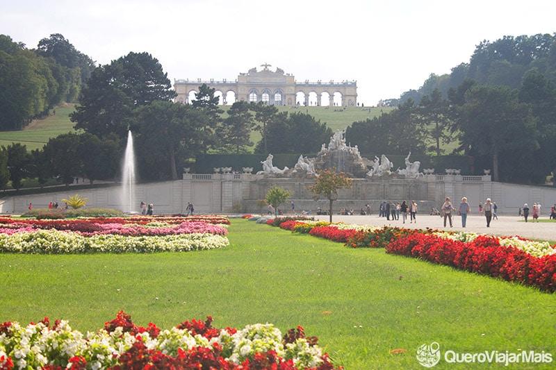 Pontos turísticos mais visitados de Viena