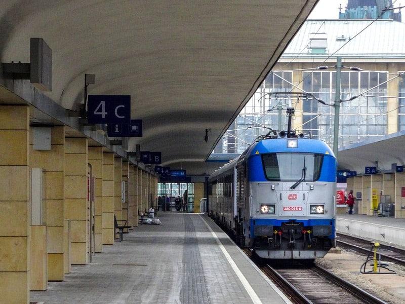Westbahnhof Viena