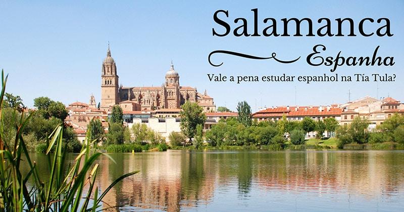 Vale a pena estudar espanhol em Salamanca