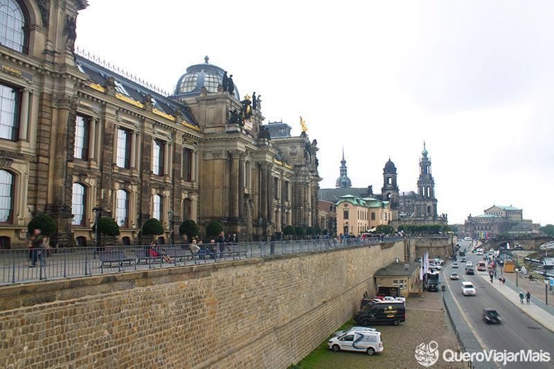 Atrações turísticas em Dresden