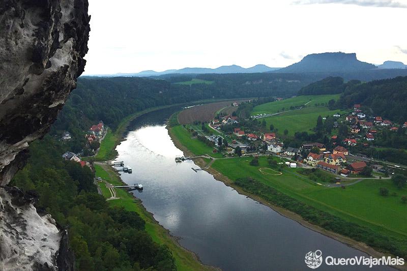 Bastei e a Suiça Saxônica