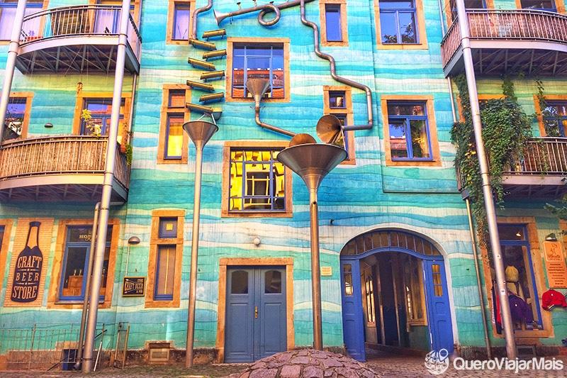 Blog com dicas de Dresden