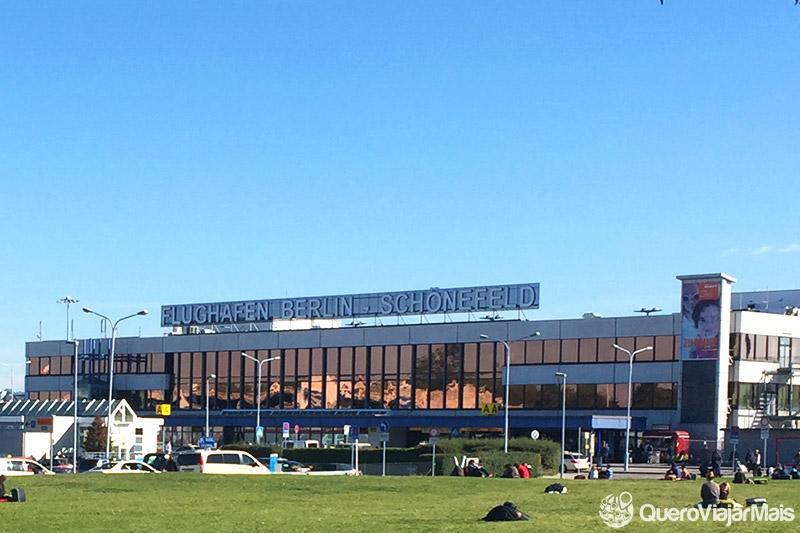 Como ir do Aeroporto de Schonefeld para o centro de Berlim
