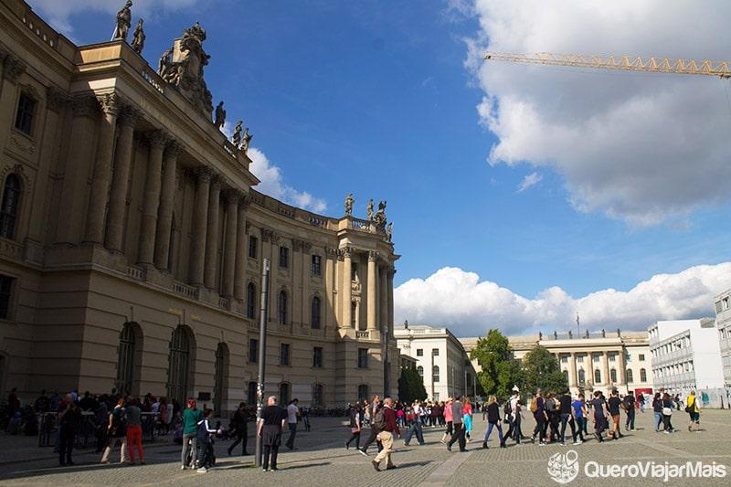 Locais históricos em Berlim
