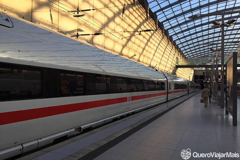 Meios de transporte mais utilizados na Alemanha
