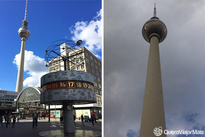Melhores lugares de Berlim