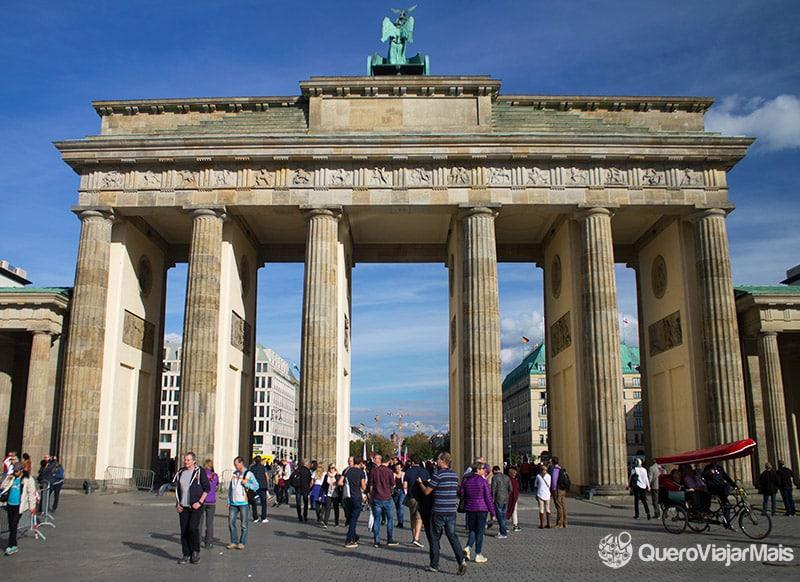 Melhores pontos turísticos de Berlim