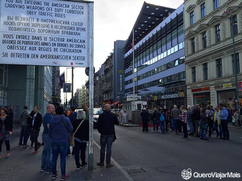 Pontos de interesse em Berlim