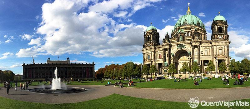 Lugares mais visitados de Berlim, Alemanha