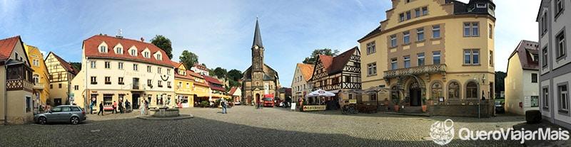 Stadt Wehlen, na Alemanha