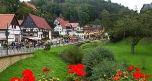 A imperdível Bastei e o Parque da Suíça Saxônica, na Alemanha