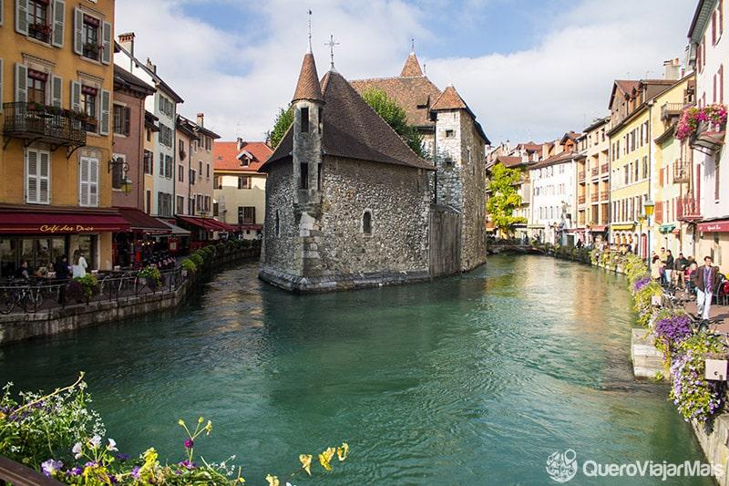 O que fazer em Annecy