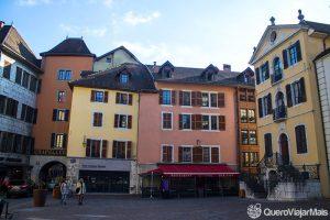 Cidade Velha de Annecy