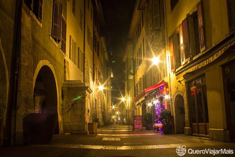 Pontos turísticos de Annecy